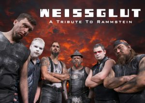 "Rammstein ""Tribute Night"" performed by Weissglut @ Bürgerzentrum Elsenfeld"