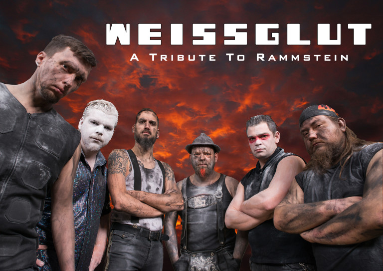 """Rammstein """"Tribute Night"""" performed by Weissglut"""